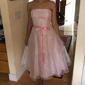 Light Pink Princess Semi-Formal